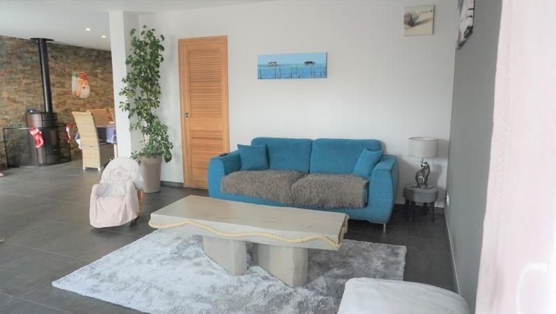 Vente maison / villa Sanguinet 465000€ - Photo 4