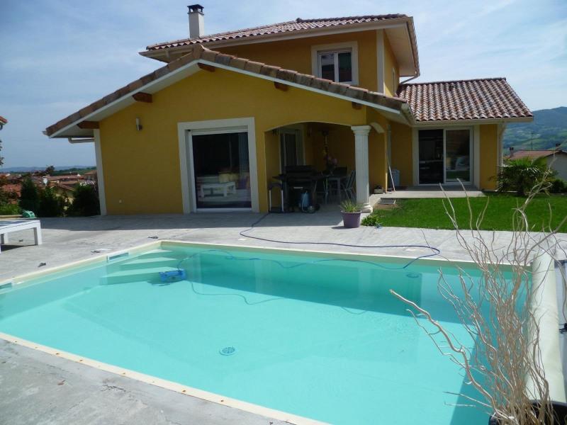 Sale house / villa Bessenay 420000€ - Picture 2