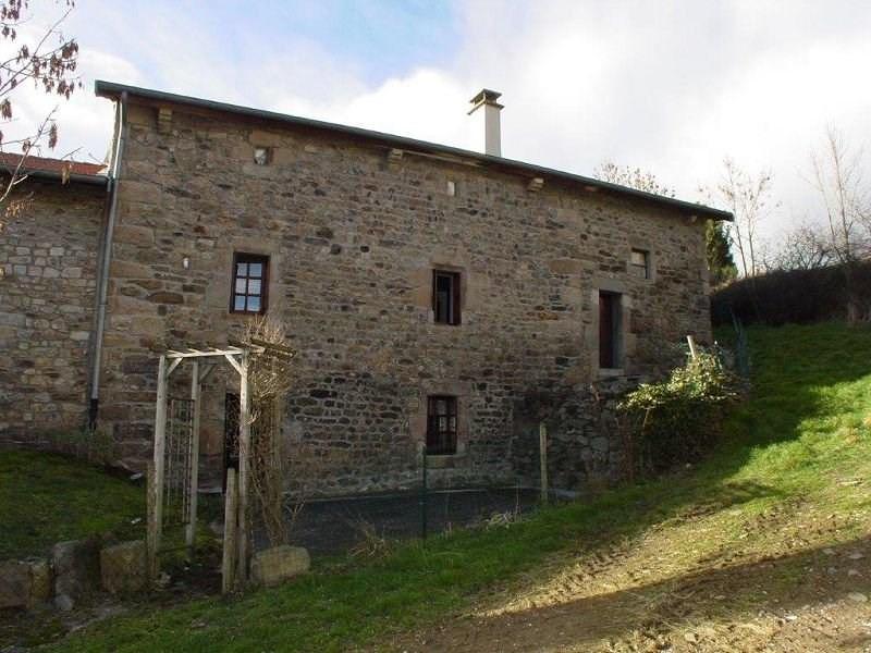 Rental house / villa Riotord 500€ CC - Picture 1