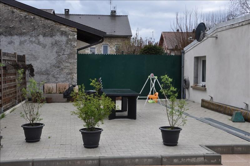 Vente maison / villa Oyonnax 163000€ - Photo 4