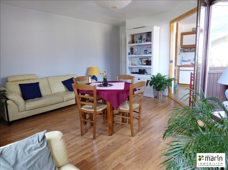 Sale apartment Tresserve 189000€ - Picture 2