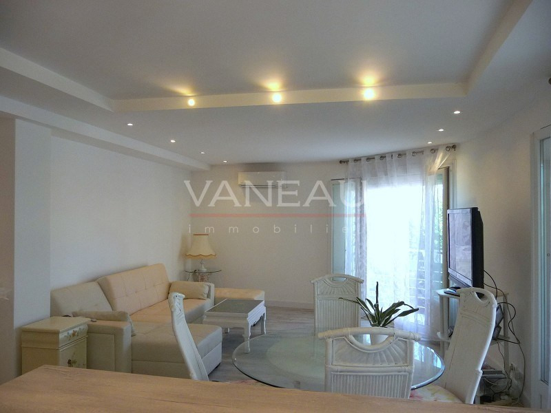 Vente de prestige appartement Juan-les-pins 316000€ - Photo 4