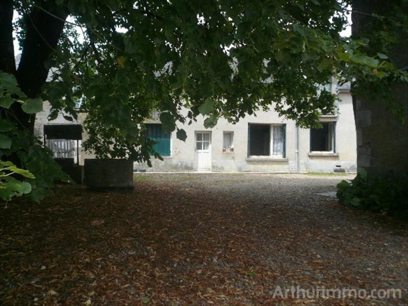 Sale house / villa Veaugues 55000€ - Picture 1