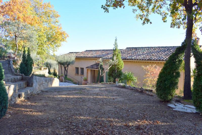 Vente maison / villa Seillans 498000€ - Photo 13