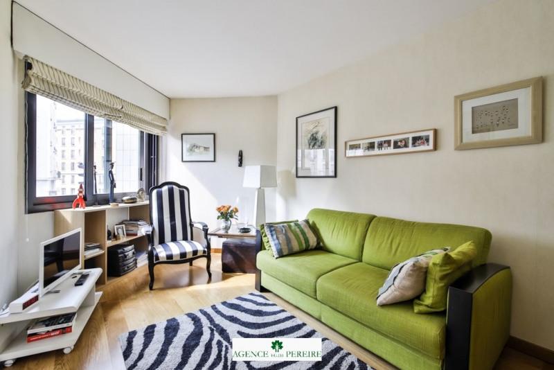 Sale apartment Paris 17ème 322500€ - Picture 3