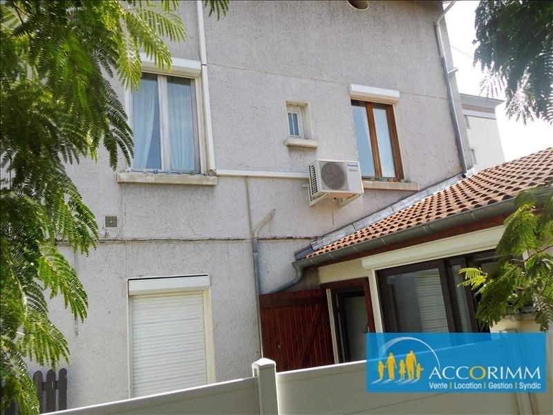 Vente maison / villa Venissieux 178000€ - Photo 1