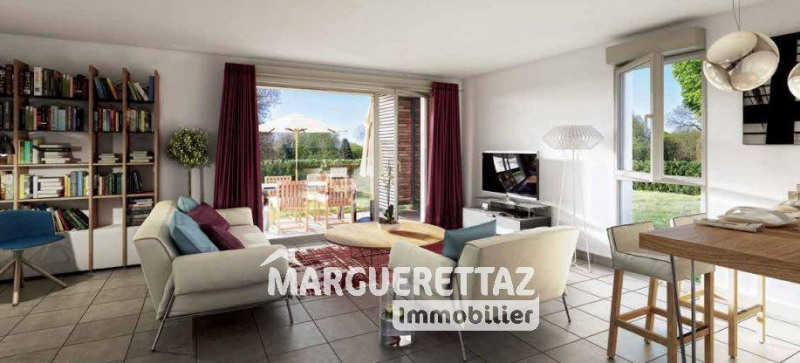 Sale apartment Saint-martin-bellevue 324 000€ - Picture 6