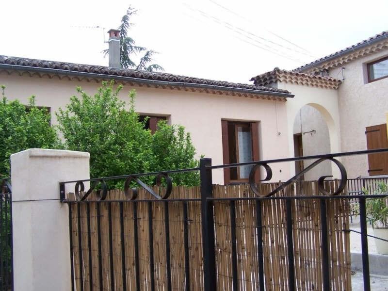 Venta  casa Vallon pont d arc 85000€ - Fotografía 1