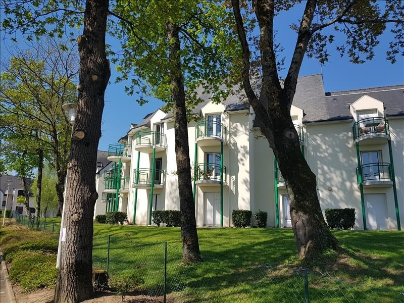 Vente appartement Vannes 56500€ - Photo 1
