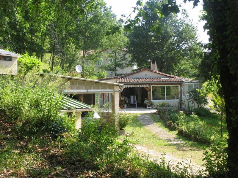 Sale house / villa Brantome 159 900€ - Picture 1