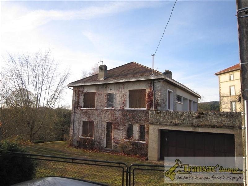 Vente maison / villa St remy sur durolle 108500€ - Photo 1
