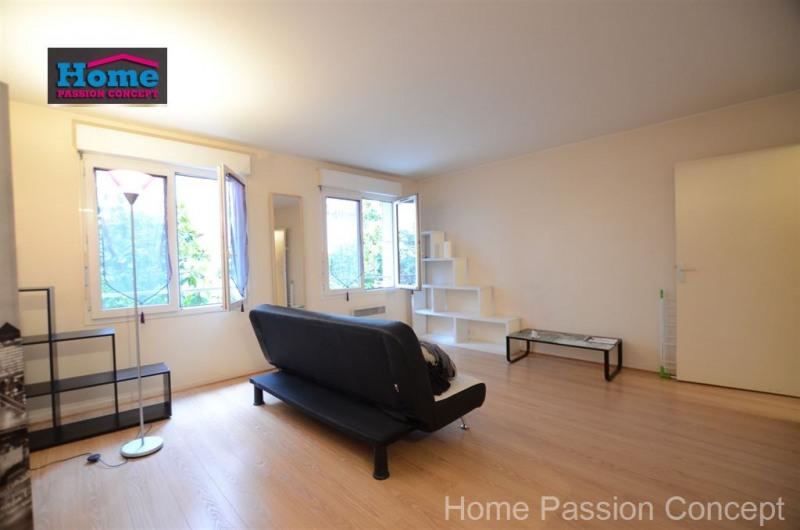 Rental apartment Asnieres sur seine 800€ CC - Picture 2