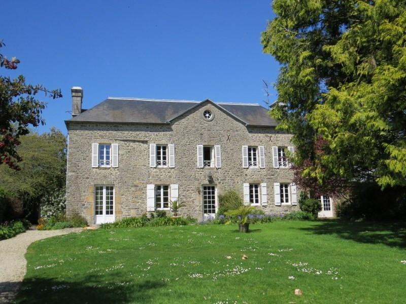 Sale house / villa Coutances 475000€ - Picture 1