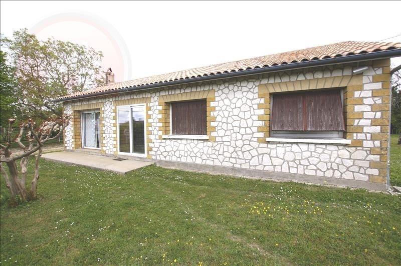 Sale house / villa Faux 120000€ - Picture 1