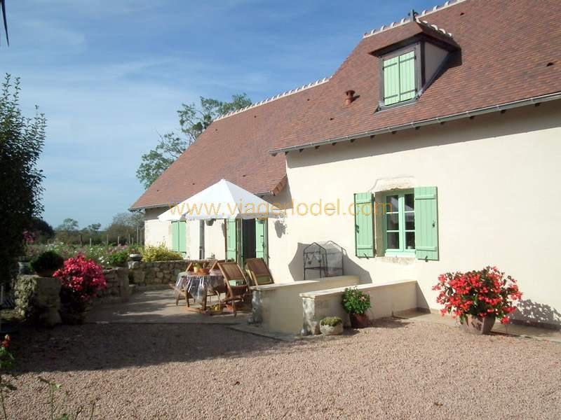 Lijfrente  huis Crechy 99000€ - Foto 3
