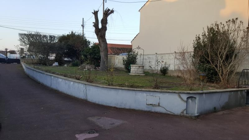 Vendita terreno Viry chatillon 124000€ - Fotografia 1