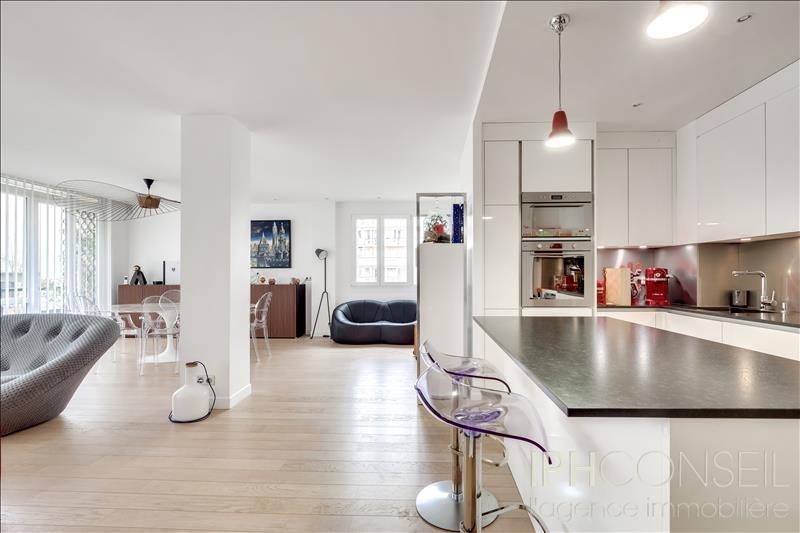 Vente de prestige appartement Neuilly sur seine 1390000€ - Photo 2