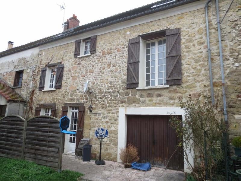 Vente maison / villa Pontoise 278600€ - Photo 1