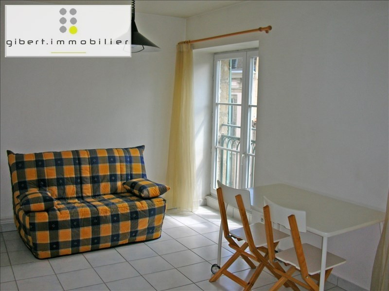 Location appartement Le puy en velay 298,79€ CC - Photo 2