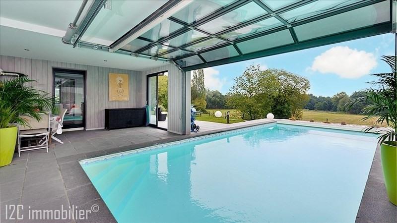 Vente maison / villa St genis pouilly 1245000€ - Photo 2