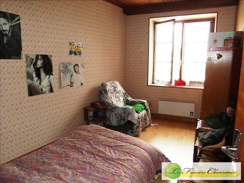 Vente maison / villa Ruffec 101500€ - Photo 4