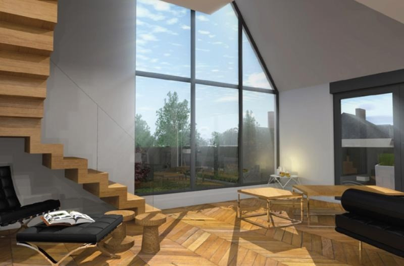 Deluxe sale apartment Strasbourg 635000€ - Picture 2
