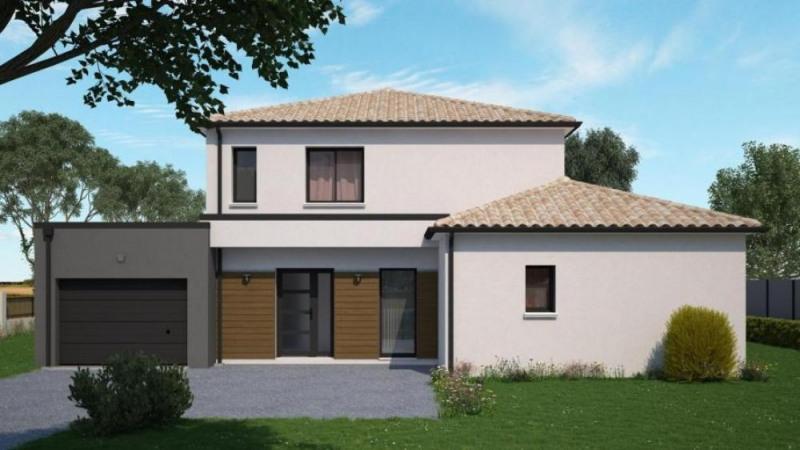 Maison  5 pièces + Terrain 359 m² Poitiers par Maisons Ericlor