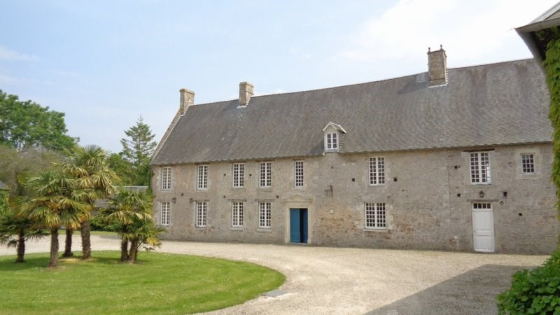 Deluxe sale chateau Isigny sur mer 682500€ - Picture 1