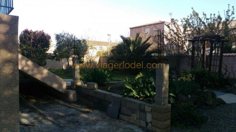 Vendita nell' vitalizio di vita casa Agde 120000€ - Fotografia 1
