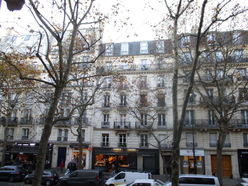Sale apartment Paris 11ème 405000€ - Picture 1