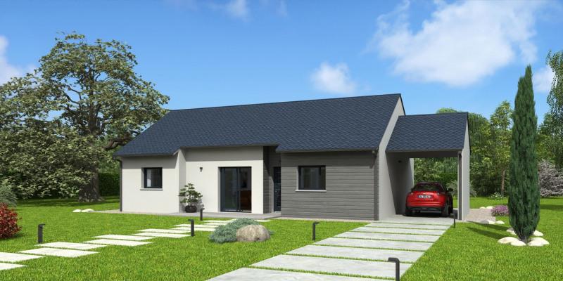 Maison  5 pièces + Terrain 545 m² Louroux Beconnais par MAISONS NATILIA