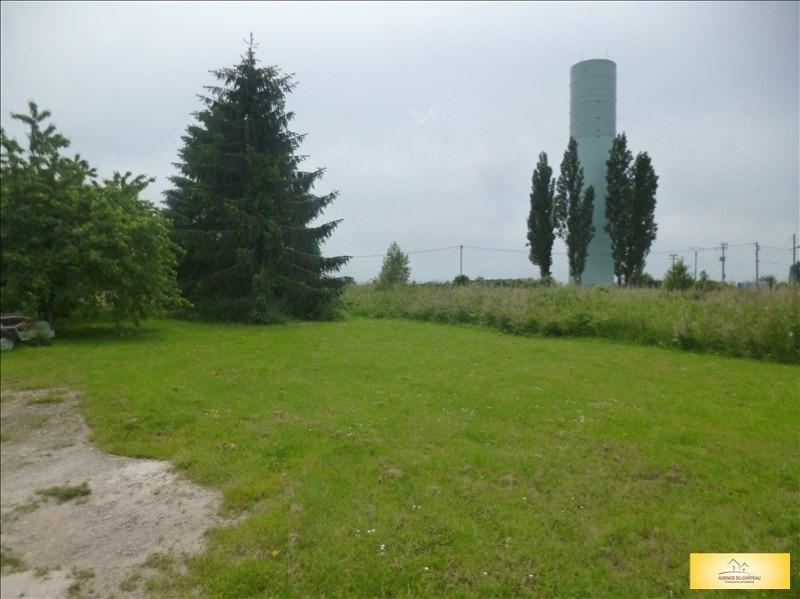 Vente terrain Dammartin en serve 107000€ - Photo 1