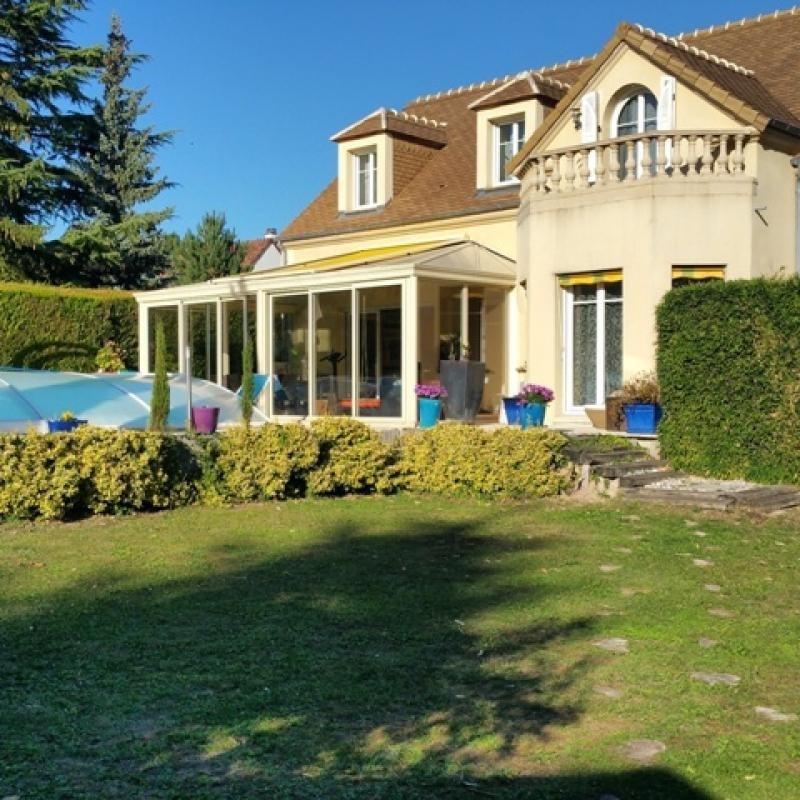 Vente maison / villa Villennes sur seine 748000€ - Photo 2