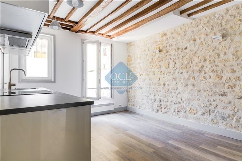 Vente appartement Paris 11ème 370000€ - Photo 1