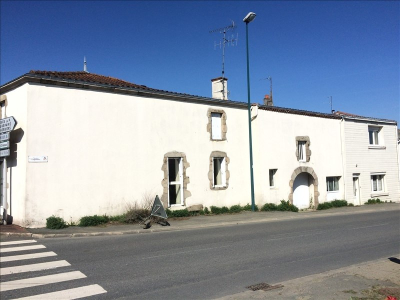 Vente maison / villa La boissiere de montaigu 81500€ - Photo 1