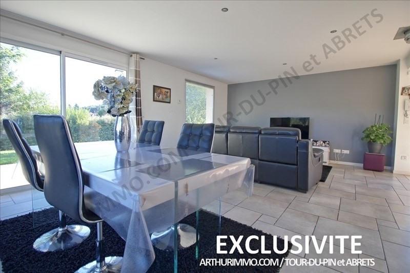 Sale house / villa Bourgoin jallieu 224000€ - Picture 3