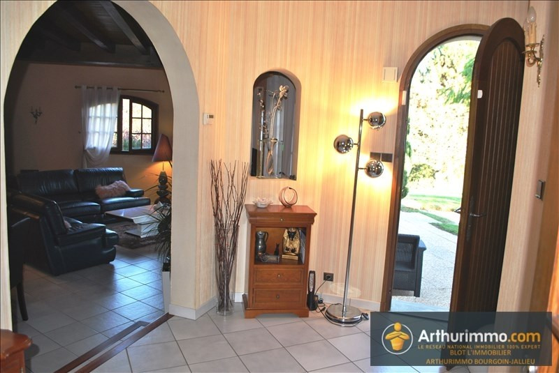 Sale house / villa St alban de roche 399 000€ - Picture 3