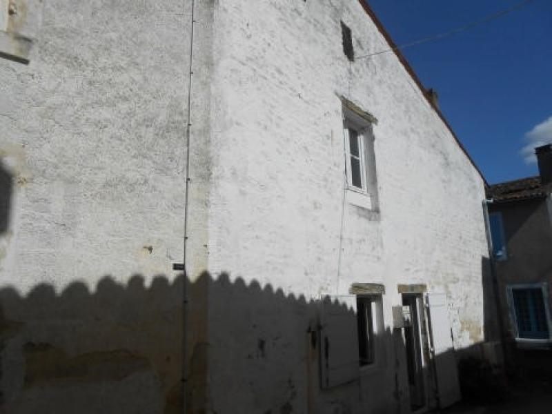 Sale house / villa Aulnay 49050€ - Picture 10