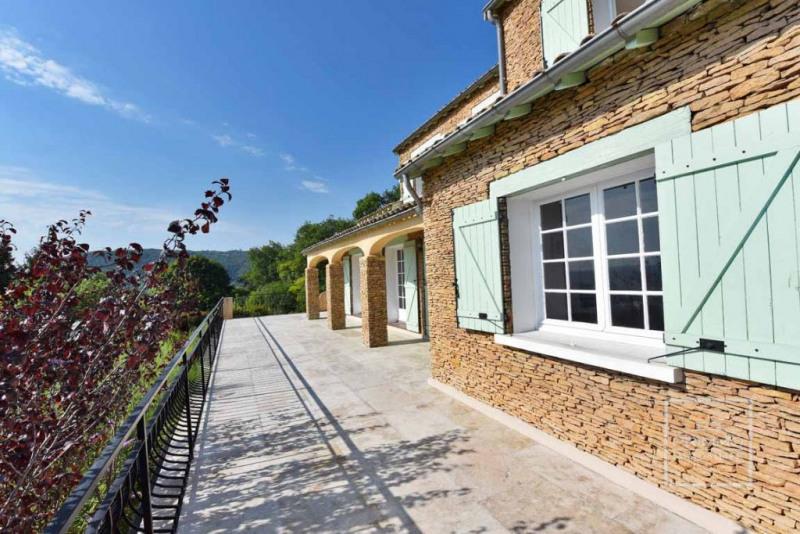 Vente de prestige maison / villa Couzon au mont d or 950000€ - Photo 6