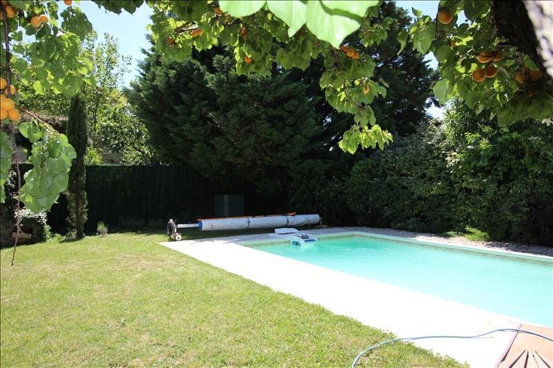 Vente maison / villa Entraigues sur sorgues 334000€ - Photo 8