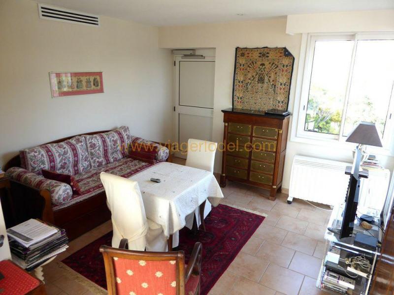 Vendita nell' vitalizio di vita casa Théoule-sur-mer 155000€ - Fotografia 3