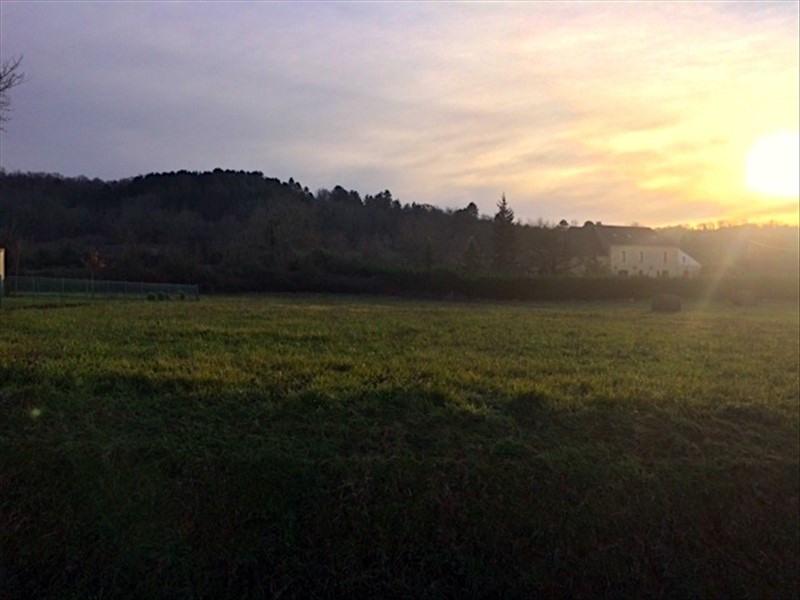 Vente terrain Siorac en perigord 55000€ - Photo 1