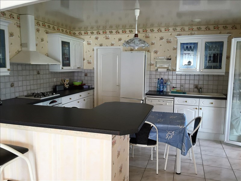 Vente maison / villa St vincent sur jard 286000€ - Photo 2