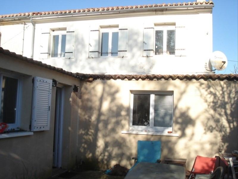 Vente maison / villa Cussac fort medoc 144400€ - Photo 1