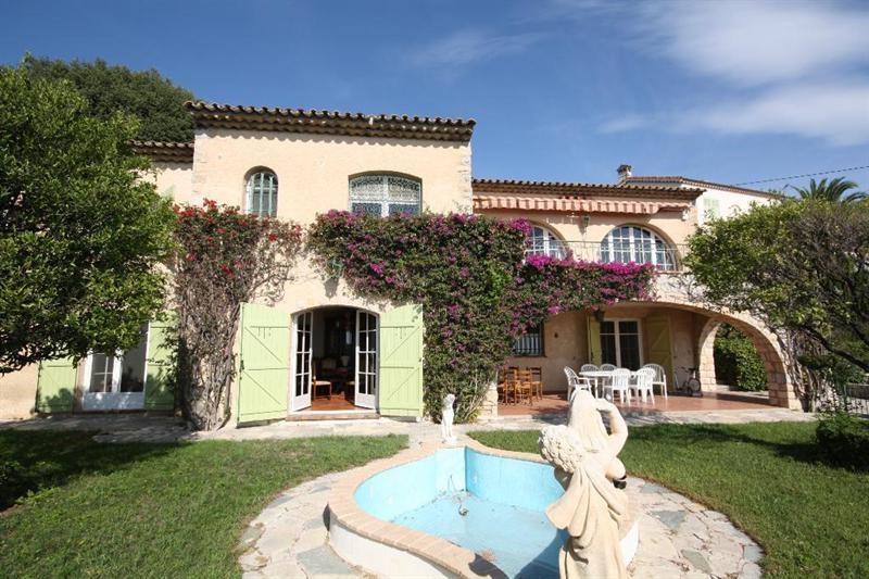 Deluxe sale house / villa Le golfe juan 1990000€ - Picture 4