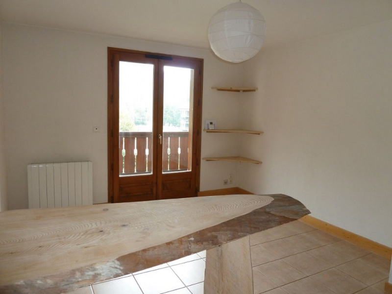 Sale apartment Les houches 242000€ - Picture 3