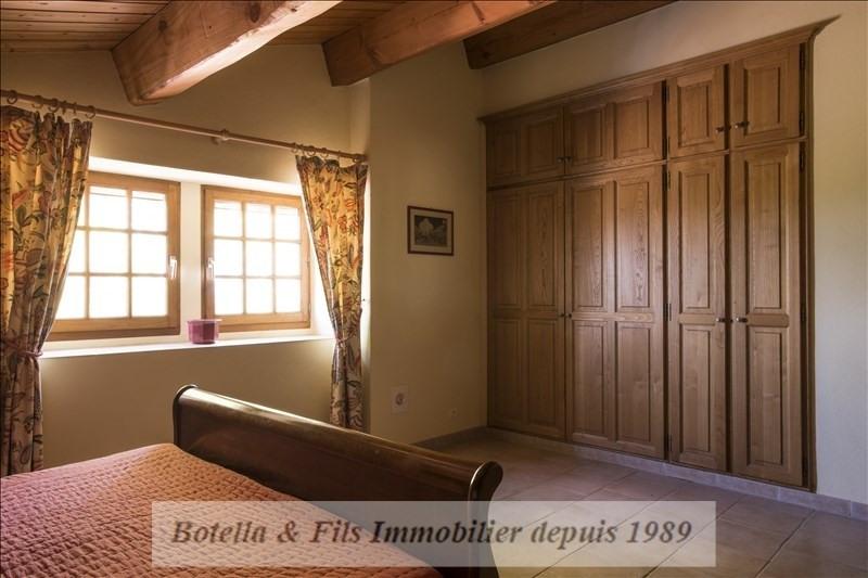 Verkauf von luxusobjekt haus Barjac 695000€ - Fotografie 5