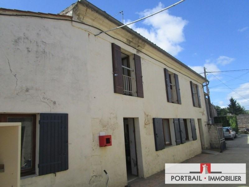 Vente maison / villa Blaye 321000€ - Photo 1