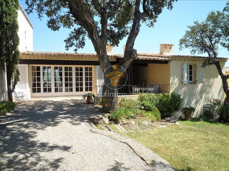 Deluxe sale house / villa Sainte maxime 1060000€ - Picture 2