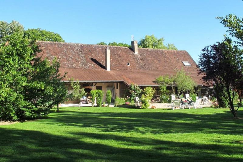 Vente maison / villa Louhans 10 minutes 440000€ - Photo 1